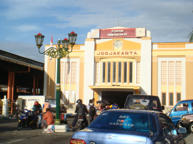 Yoguyakarta Station
